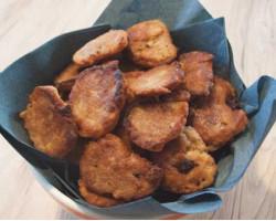 Recept: Pirine miške z jabolki