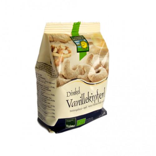 BIO vanilijevi rogljiči iz pire 125g.