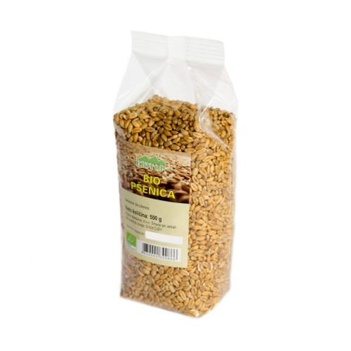 BIO pšenica v zrnju Biotop 500g.