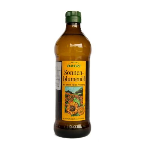 BIO sončnično olje Biotop 0,5l.