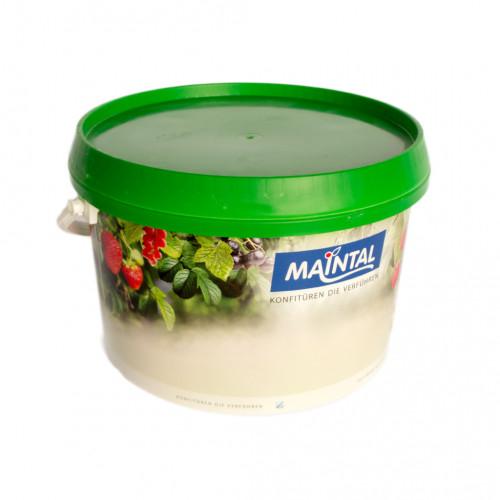 BIO marmelada iz malin v vedru po 3 kg