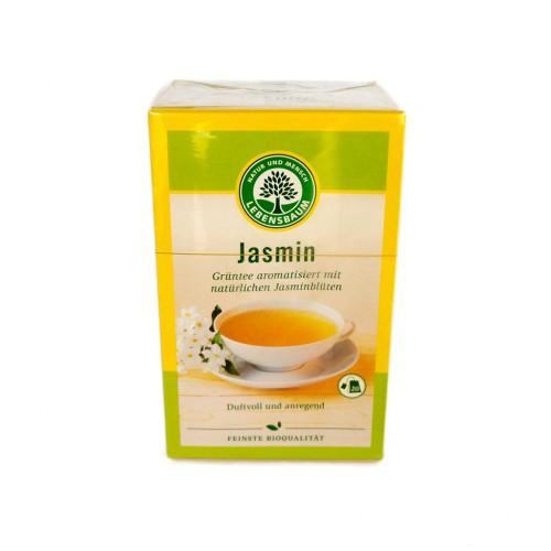 BIO zeleni čaj z jasminom 15 X 1,5g.