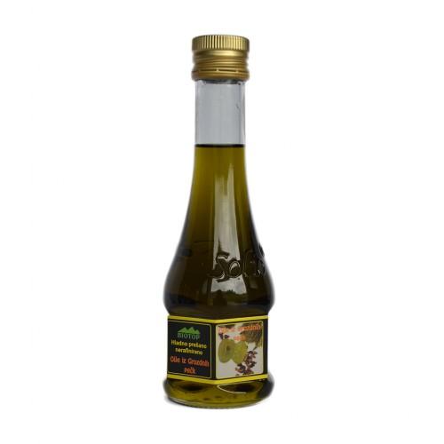 Olje iz grozdnih pečk Biotop 200ml.