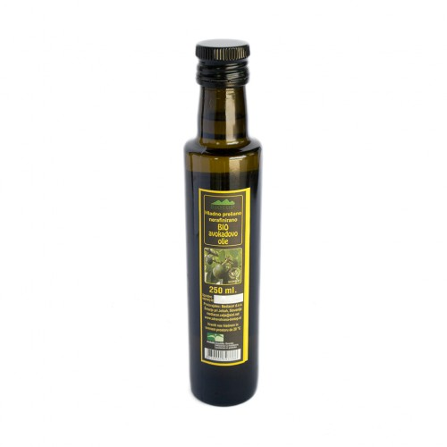 BIO olje iz avokada Biotop 250ml.