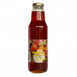 BIO zgoščeni jabolčni sok 0,75l.